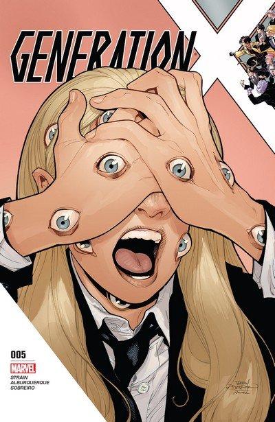Generation X #5 (2017)