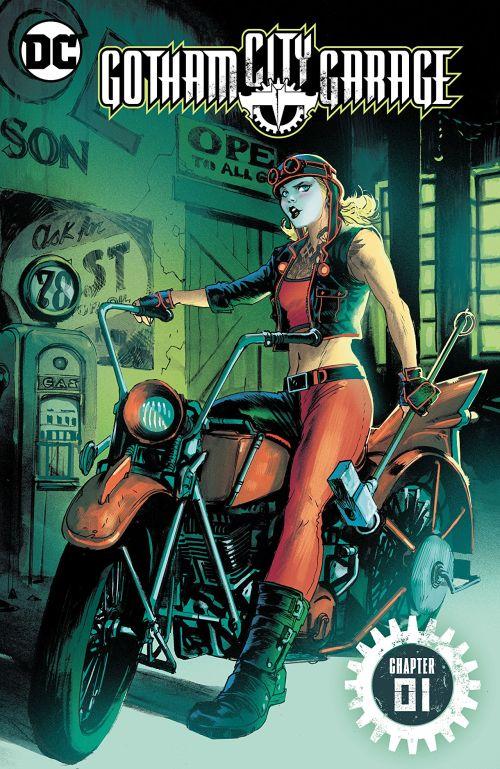 Gotham City Garage #1 (2017)