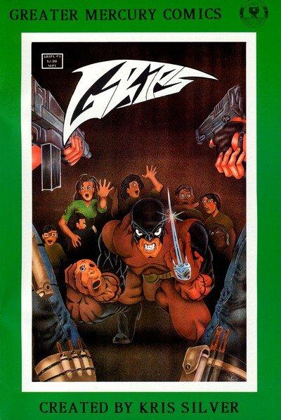 Grips Vol. 1 – 2 + Grips Adventures (1986-1991)