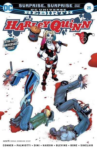 Harley Quinn #25 (2017)