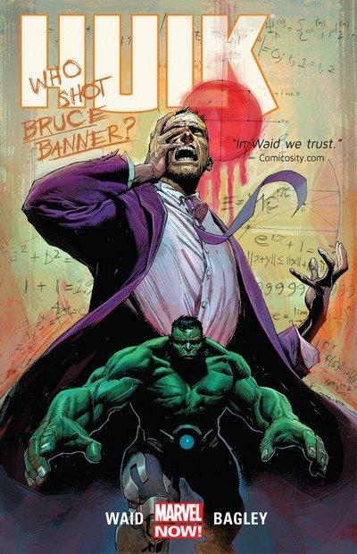 Hulk Vol. 3 – TPB Vol. 1 – 3 (2014-2015)