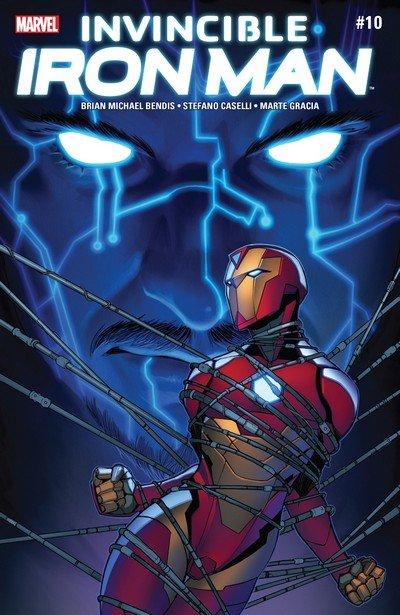 Invincible Iron Man #10 (2017)