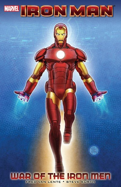 Iron Man – War of the Iron Men (TPB) (2016)