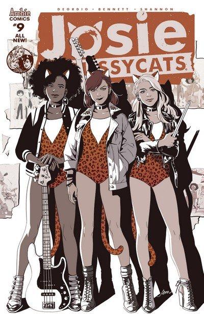 Josie & the Pussycats #9 (2016)