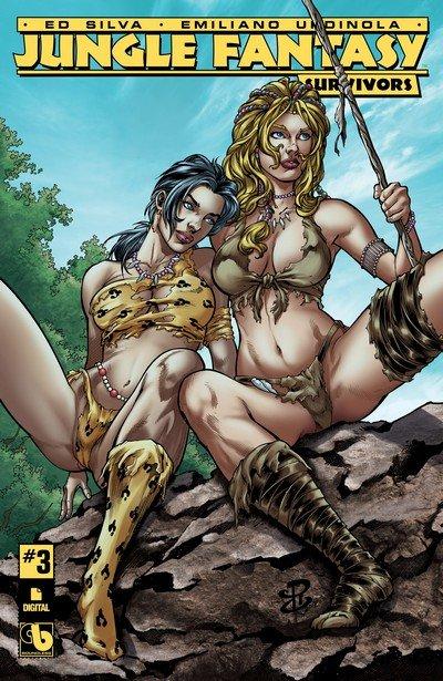 Jungle Fantasy – Survivors #3 (2017) (ADULT)