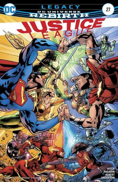 Justice League #27 (2017)