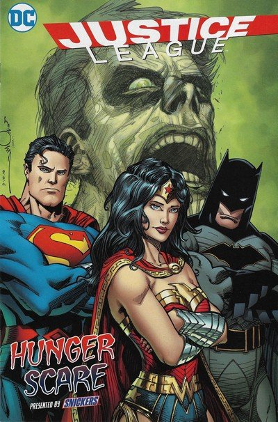 Justice League – Hunger Scare #1 (2016)