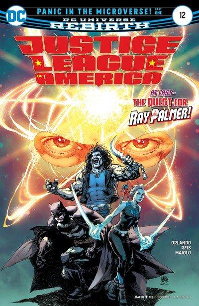 Justice League of America #12 (2017)