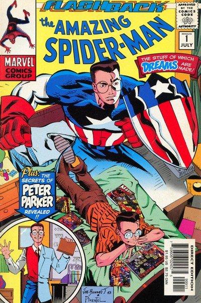 Marvel Flashback Month (Collection) (1997)