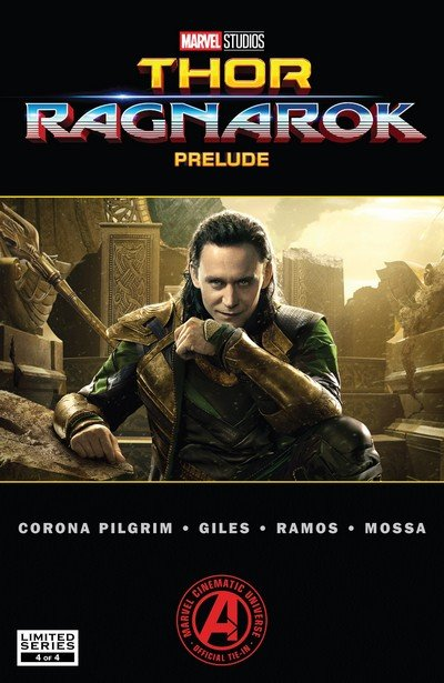 Marvel's Thor – Ragnarok Prelude #4 (2017)
