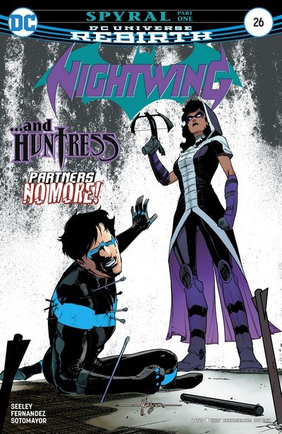 Nightwing #26 (2017)