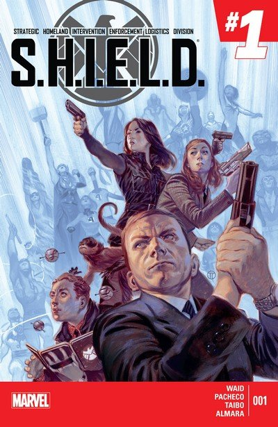 S.H.I.E.L.D. Vol. 1 – 3 + Extras (Ultimate Collection) (1989-2017)