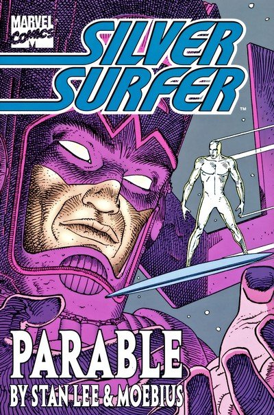 Silver Surfer – Parable (1998)