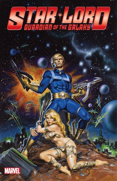 Star-Lord – Guardian of the Galaxy (TPB) (2014)