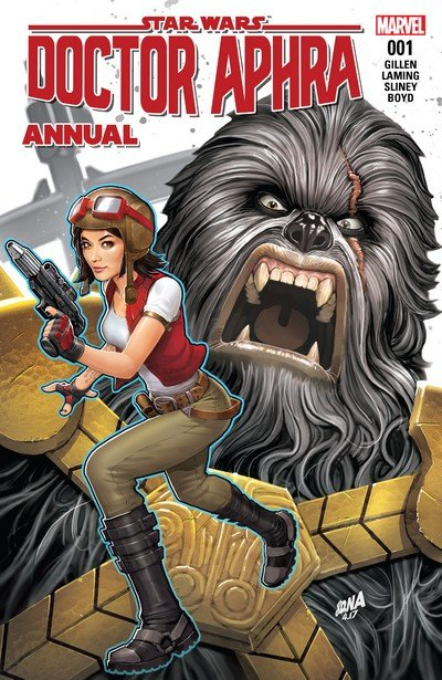 Star Wars – Doctor Aphra Annual #1 (2017)