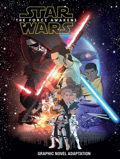 Star Wars – The Force Awakens Graphic Novel Adaptation (2017)