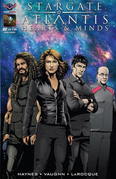 Stargate Atlantis – Hearts & Minds #2 (2017)