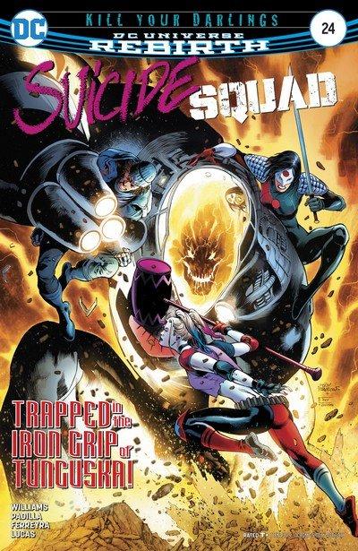 Suicide Squad #24 (2017)