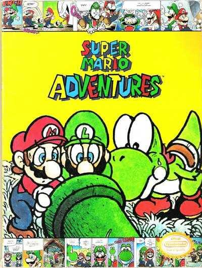 Super Mario Adventures (1993)