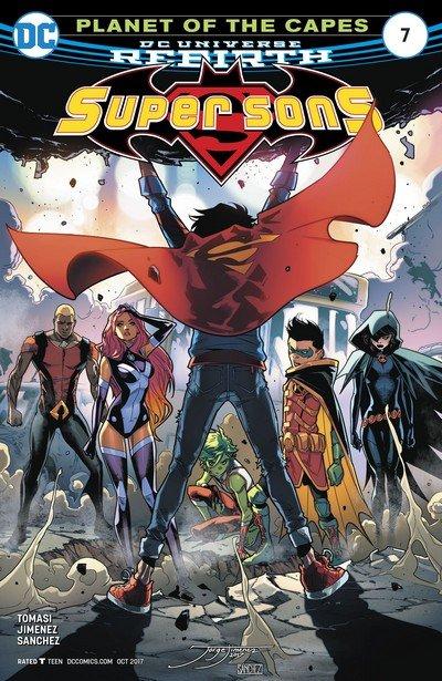 Super Sons #7 (2017)