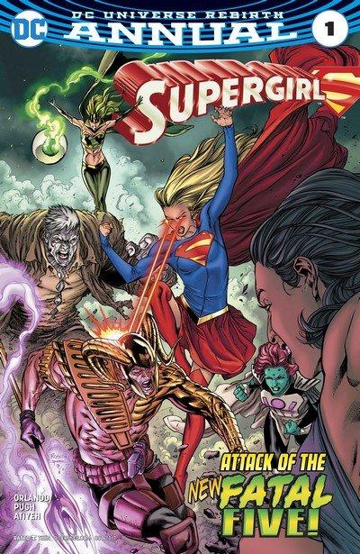 Supergirl Annual #1 (2017)