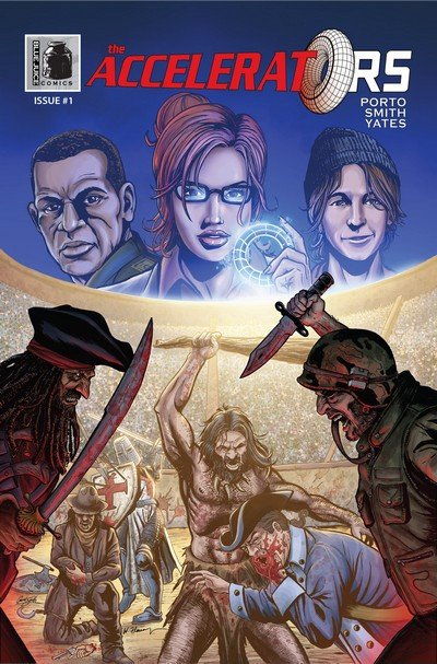 The Accelerators #1 – 15 + TPB Vol. 1 – 2 (2013-2016)