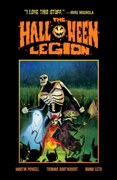 The Halloween Legion (OGN) (2013)