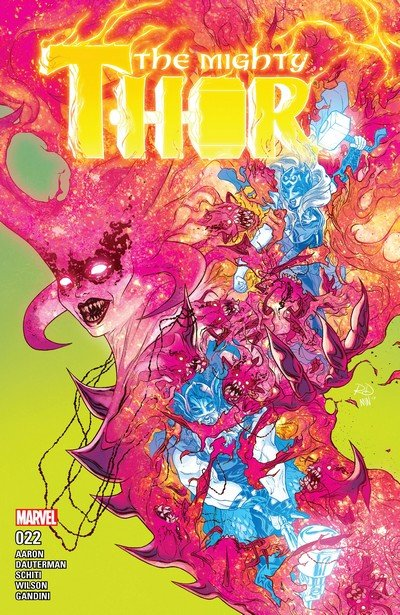 The Mighty Thor #22 (2017)