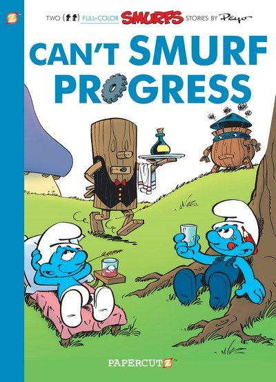 The Smurfs 23 – Can't Smurf Progress (2017)