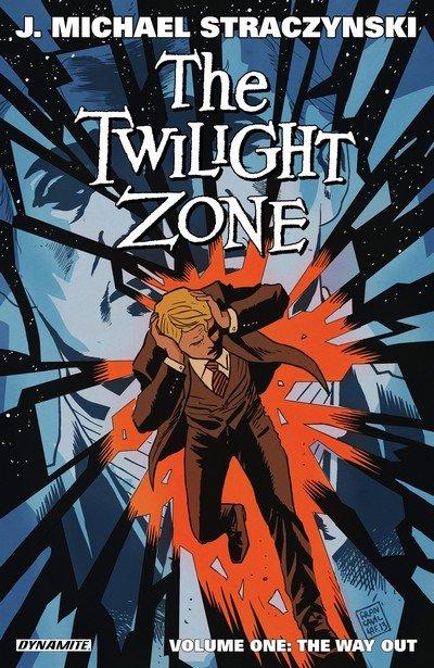 The Twilight Zone Vol. 1 – 3 (TPB) (2014-2015)
