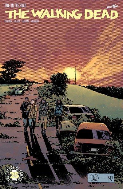 The Walking Dead #170 (2017)