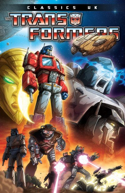 Transformers Classics – UK Vol. 1 – 5 (TPB) (2011-2014)