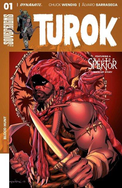 Turok #1 (2017)