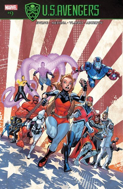 U.S.Avengers #9 (2017)