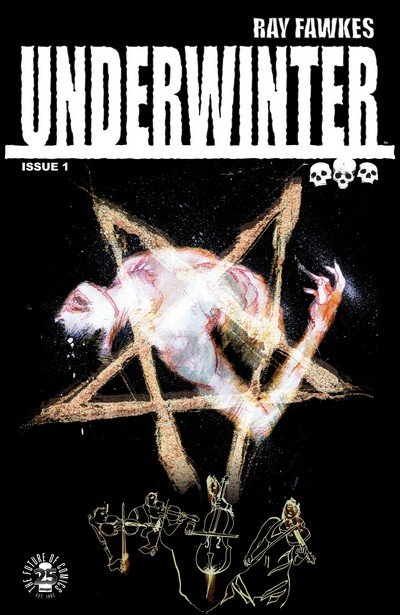 Underwinter #1 – 6 (2017)