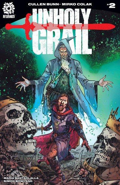 Unholy Grail #2 (2017)
