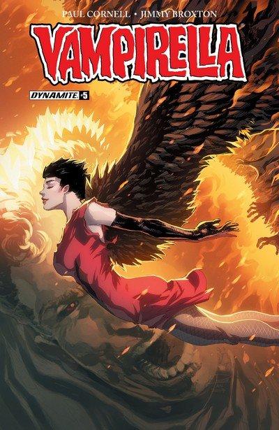 Vampirella Vol. 4 #5 (2017)