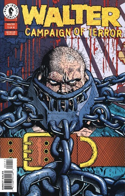 Walter – Campaign Of Terror #1 – 4 (1996)