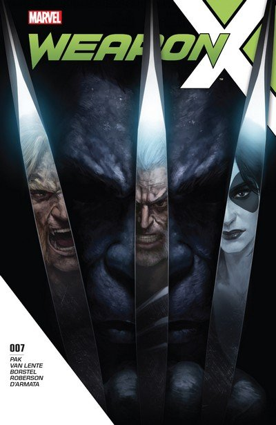 Weapon X #7 (2017)