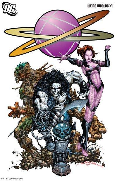 Weird Worlds Vol. 2 #1 – 6 (2011)