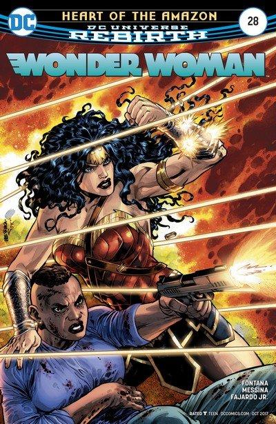 Wonder Woman #28 (2017)