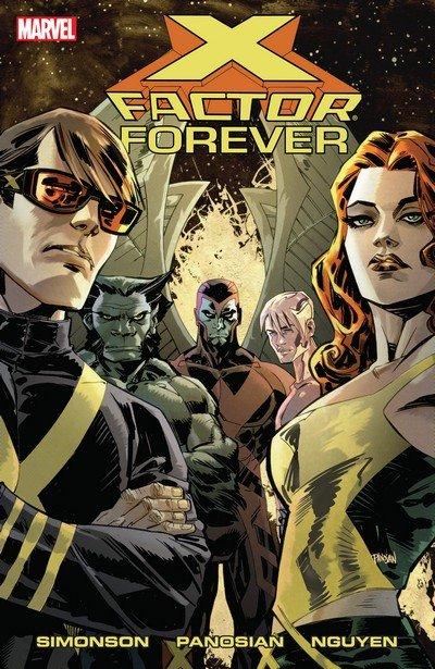 X-Factor Forever (TPB) (2010)