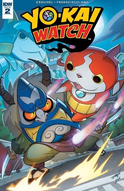 Yo-Kai Watch #2 (2017)