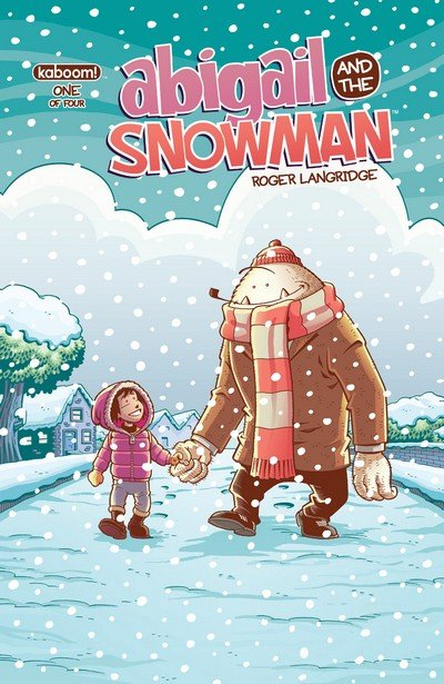 Abigail and the Snowman #1 – 4 + TPB (2014-2016)