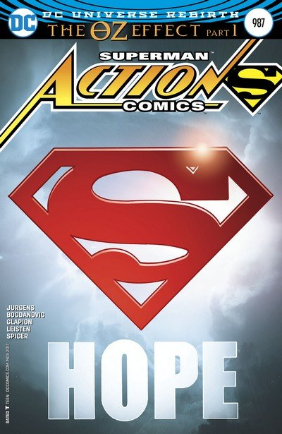 Action Comics #987 (2017)