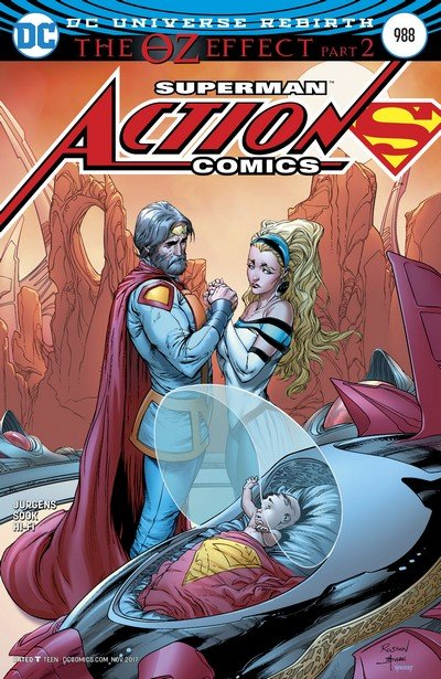 Action Comics #988 (2017)