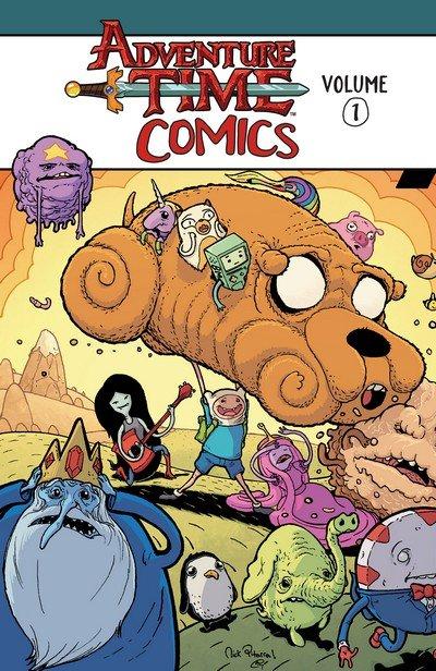 Adventure Time Comics Vol. 1 – 3 (TPB) (2017)