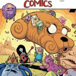 Adventure Time Comics Vol. 1 – 6 (TPB) (2017-2018)