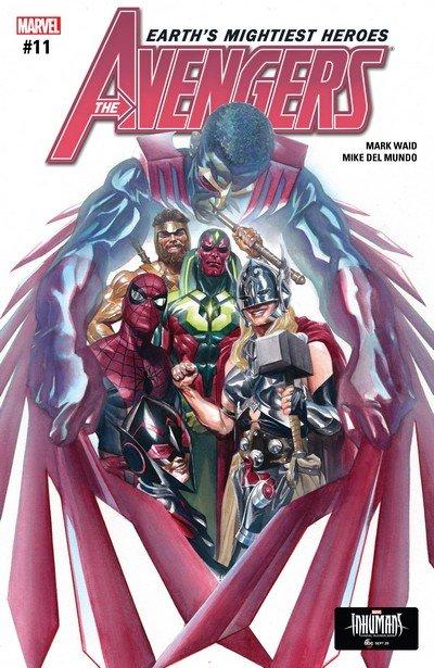 Avengers #11 (2017)