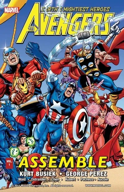 Avengers Assemble Vol. 1 – 5 (TPB) (2004-2007)